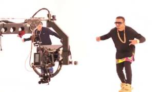 Behind The Scene|Issey Kehte Hain Hip Hop|YO YO Honey Singh|Lil Golu|DirectorGifty