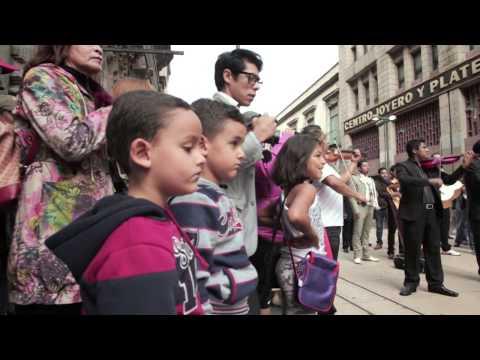 ➨ INCREÌBLE FLASHMOB I Centro Distrito Federal I EsMomentoDeMexico