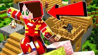 Minecraft: JOINING THE AVENGERS!!! - SUPERHEROES TRAINING - Custom Map
