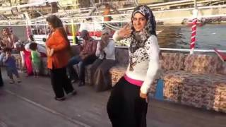 رقص روعة عمرك ما تشوف زيو على مهرجان فاجر 2017