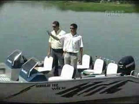 Pesca e Lazer Programa 7 Nautica Levefort Marajó 190 Wide