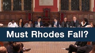 Must Rhodes Fall? | Full Debate | Oxford Union