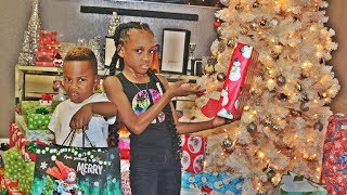 Giving Kids Terrible Christmas Presents PRANK!