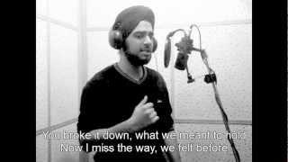Abhey Singh - You Deserve To Go (Mixtape- The Positioning) Punjabi Rap/R&B 2012