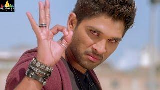 Iddarammayilatho Movie Allu Arjun Action Scene | Allu Arjun, Amala Paul | Sri Balaji Video