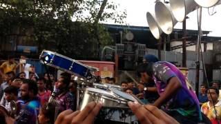 Lalbaug Beats on Palkhi Nighali Rajachi at Thane 2016