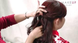 Angel Wings Half Updo Hair Tutorial | Tips & Tricks | Cute Girls Hairstyles