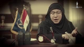 مسلسل سلسال الدم l نصرة هى اللى كانت مخططة للقبض على سيوفى ورجالته