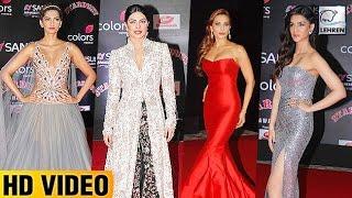 Stardust Awards 2016: BEST DRESSED Actresses | Priyanka Chopra | Sonam Kapoor | LehrenTV