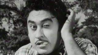 Kishore Kumar tries to impress Nimmi - Bhai Bhai, Comedy Scene 2/15