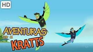 Aventuras com os Kratts - Criaturas Fascinantes