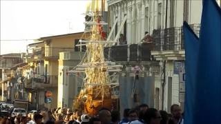 Processione Madonna della lettera 2016 -Andrei Lazzoppina