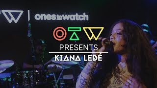 "Kiana Ledé - ""EX"" [Live + Interview] 