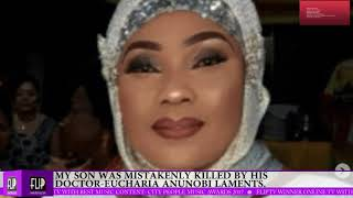 I KNOW WHO KILLED MY SON - EUCHARIA ANUNOBI