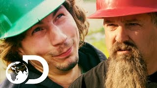 Todd Hoffman Makes An Unexpected Move | Gold Rush, Tuesday 9pm | Discovery UK