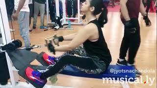 Workout videos Jyotsna chandola