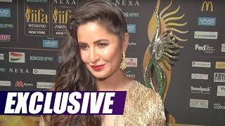 IIFA 2017-Day 2   Katrina Kaif speaks about her special birthday plans