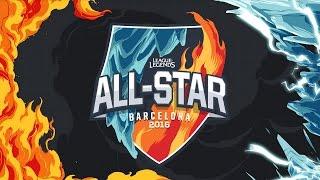 2016 All-Star : 1. Gün