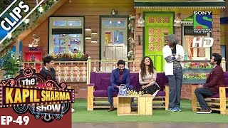 Dr. Mashoor Gulati meets Anil Kapoor and his son -The Kapil Sharma Show-Ep.49-8th Oct 2016