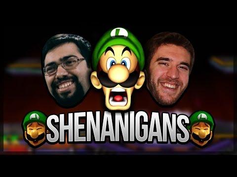 watch Top 15 Luigi Shenanigans #2 - Super Smash Bros. Melee