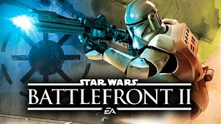 Star Wars Battlefront 2 - PLANETARY ENGAGEMENTS!  The Big Epic Multiplayer Modes!