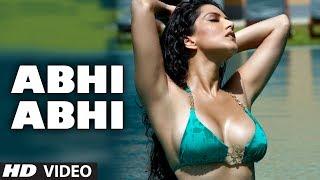 """Abhi Abhi Jism 2"" Official Video Song  | Sunny Leone, Arunnoday Singh, Randeep Hooda"