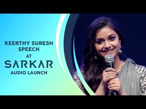Xxx Mp4 Keerthy Suresh Speech Sarkar Audio Launch 3gp Sex