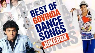Best Of Govinda Dance Songs - Bollywood Hits - Audio Jukebox || TSeries ||