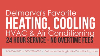 Heating & AC Repair Bethany Beach 302-238-6305 - TOP RATED