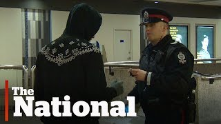 Racial profiling by Edmonton police uncovered