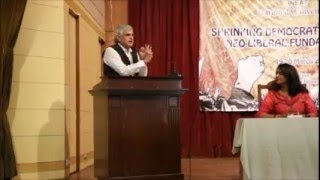 P. Sainath speaks on Media