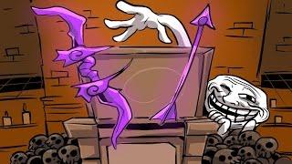 BO3 'Der Eisendrache' Trolling - Bow Stealing & Traps!