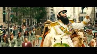 اول فيلم امريكى كوميدى عن القذافى 2012   الديكتاتور   YouTube