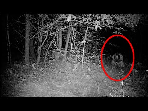 10 Creepy Paranormal Events Caught on Tape