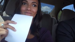 THE GENDER IS IN THE ENVELOPE!! (& A Birthday Surprise)