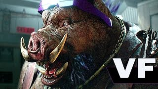 Les Tortues Ninja 2 Bande Annonce VF (2016)