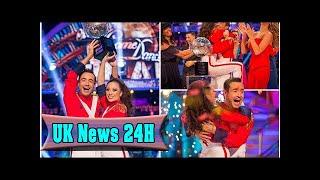 Joe mcfadden wins strictly as fans praise 'best ever' final  UK News 24H