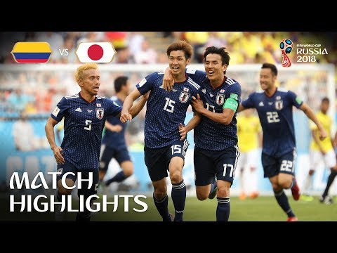 Xxx Mp4 Colombia V Japan 2018 FIFA World Cup Russia™ Match 16 3gp Sex