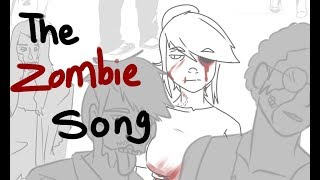 The Zombie Song ||  OC Animatic