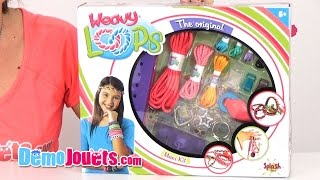 [JEU]  Weavy Loops Maxi Kit Splash Toys - Démo Jouets
