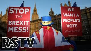 Se realiza un borrador del Brexit para convencer a May del terrible Error de separarse
