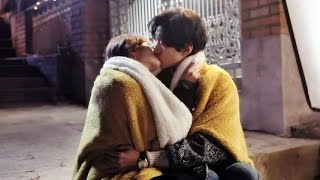 I Need Romance 3 Sung Joon and Kim So Yeon BTS Kissing scenes