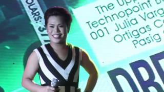 Tammy Brown impersonate Angel Locsin and Aling Dionisia