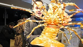 SZECHUAN Seafood EXTREME - INSANE Chinese Seafood TOUR in Chengdu, China - SPICY CHINESE SEAFOOD!!!