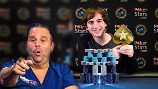 Is Randall Emmett The Most Annoying Person In Poker??
