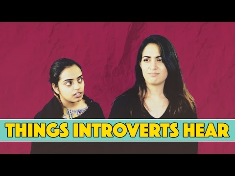 Things Introverts Hear MangoBaaz