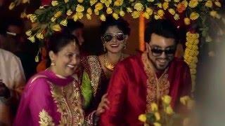 Akshay and Vaishali   The Teaser