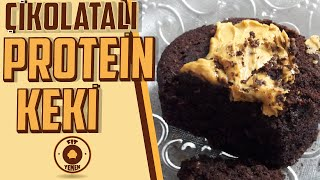 Proteinli Kek Yapımı (47 gram protein) - FitYemek