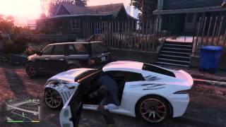 GTA 5 PS4 - Finał (Życzenie Śmierci)