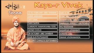Bengali Devotional   Favourite songs of Swami Vivekananda   Kaya   Sanjib Chatterjee   Jukebox   You